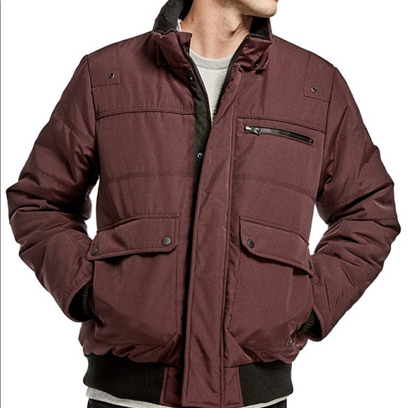 c4a80e97721f NWT MENS padded puffer jacket. NWT. Guess